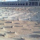 Some companions buried in baqee