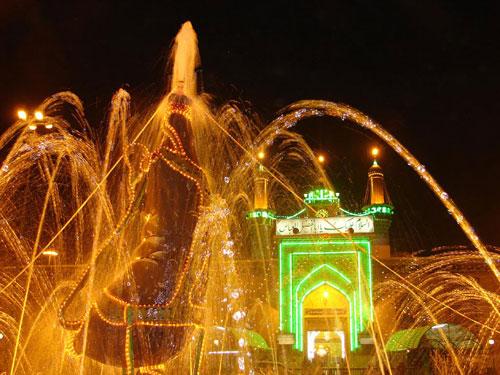 Image result for hazrat abbas shrine