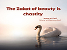 The Zakat of beauty