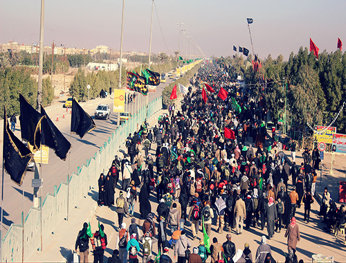 The Epic of Arbaeen
