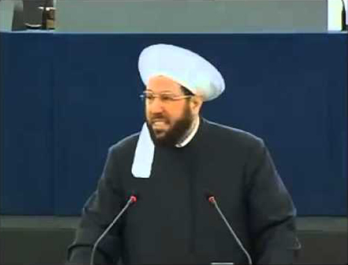 A Speech by Mufti Ahmad Bader Hassoun