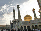 The shrine of lady Fatima Masuma (S.A)