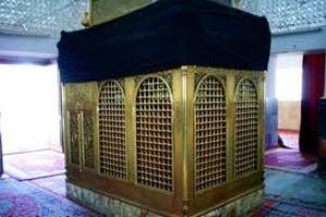 قبر مطهر حر بن یزید ریاحی - شیعیان- www.shiayan.blog.ir