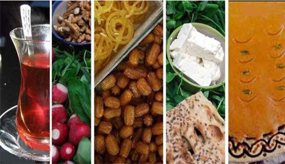 بخور نخورهای ماه مبارک رمضان!