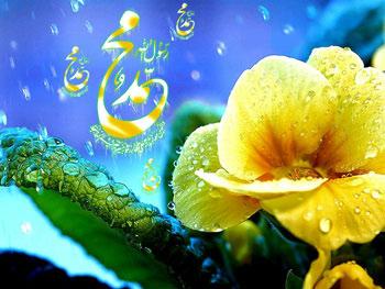 پیامبر (صلی الله علیه و اله وسلم) در ادب فارسی