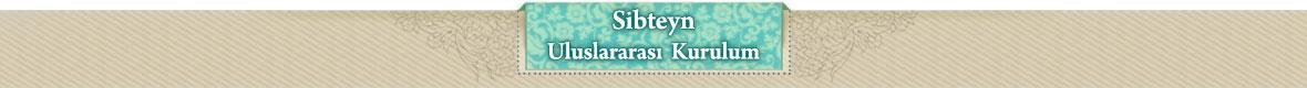 Sibteyn Uluslararası Kurulum