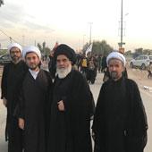 الأربعينية الإمام الحسين عليه السلام 1441